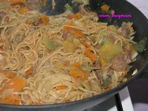 amour de cuisine de soulef recettes de nouilles de amour de cuisine chez soulef