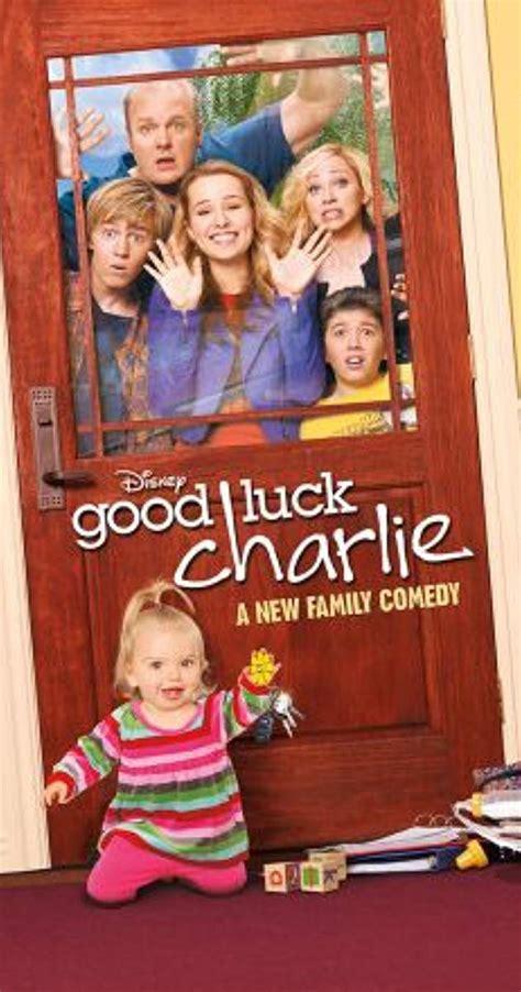 good luck charlie tv series