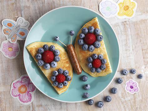 Berry Butterfly Fruit Art