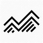 Geology Icon Stratum Rocks Mountain 512px Data