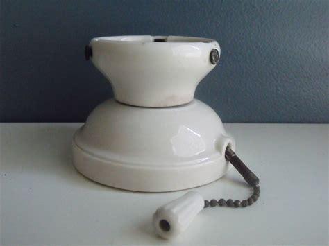 vintage porcelain light fixtures antique porcelain light fixture ceiling or wall mount white