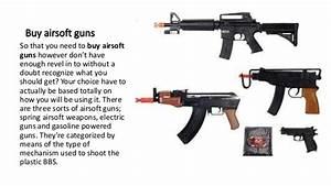 Buy airsoft guns