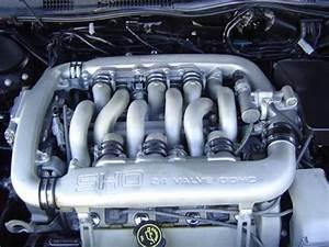1994 Ford Taurus Sho Engine  24 Valve Dohc Built By Yamaha