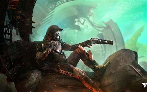 wallpaper destiny  cayde   games