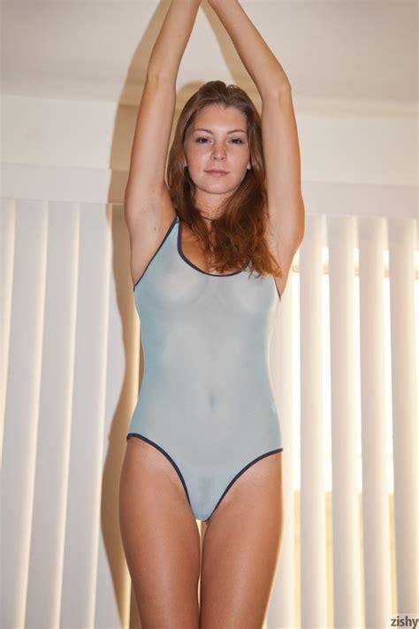Amber Sym See Thru Bodysuit Zishy