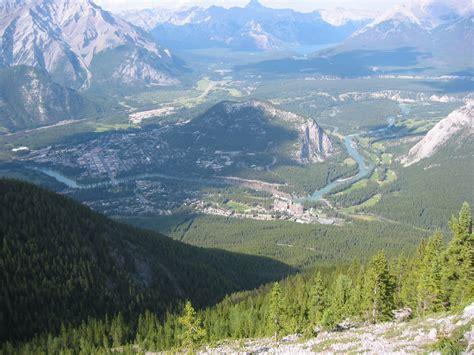 Full Picture Banff Alberta Canada