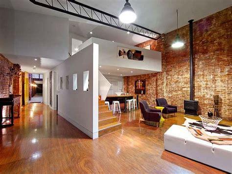 home interior warehouse beautiful brick walls warehouse conversion in fitzroy