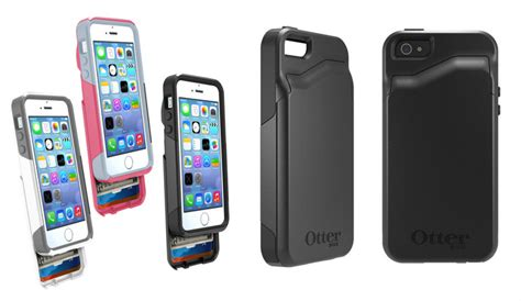 wallet for iphone 5 otterbox commuter wallet for iphone 5 5s galaxy s4