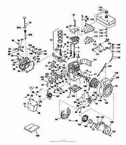 Mtd Snowblower Engine Parts Diagram