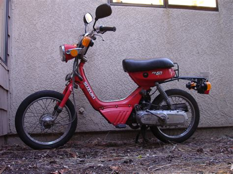 Fa50 Suzuki by Suzuki Fa50 Moped Teardown Ifixit