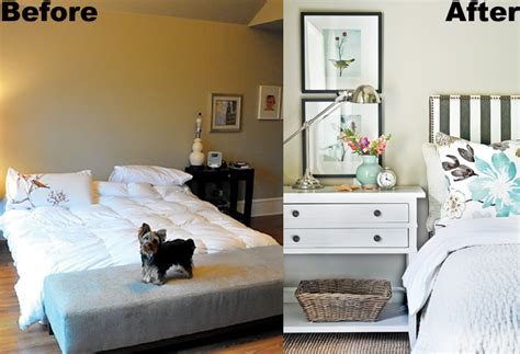 small bedroom makeovers bedroom makeover before and after bcliving