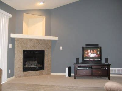 Paint Colors For A Living Room by Wall Color Foggy Day By Sherwin Williams Movie Room