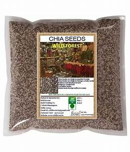 Wild Forest Chia Seeds 400 Gm  Buy Wild Forest Chia Seeds 400 Gm At Best Prices In India