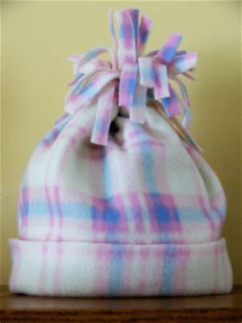 easy fleece hat instructions detroit mommies