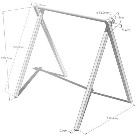 holzschaukel selber bauen kamero edelstahl schaukelsitz aufh 228 ngung 10x45mm set zum schaukel selber bauen schaukel