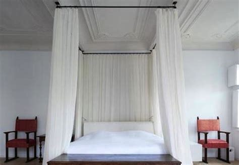 beautiful canopy bed curtains housely