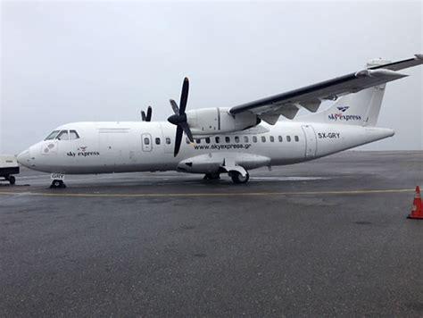 express küchen sky sky express adds atr 42 aircraft to its fleet gtp headlines
