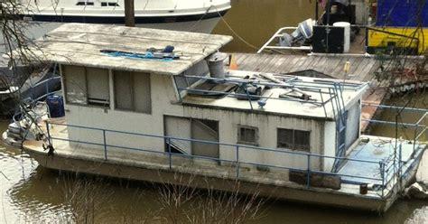 Small Pontoon Boat Ottawa by Shanty Boat A Madcap Boat Scavenging Journey