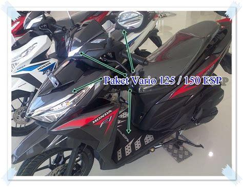 Variasi Motor Vario 150 by Jual Paket Variasi Asesoris Vario 150 Dan 125 Esp Kredit