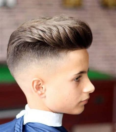 Best Hairstyle For Boys by The Best 10 Year Boy Haircuts For A Look