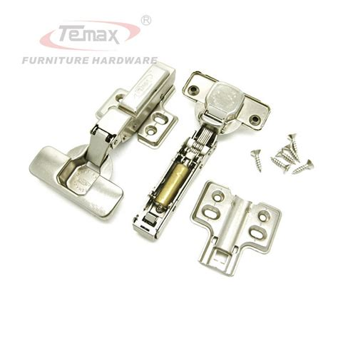 soft kitchen cabinet door hinges half overlay soft furniture hardware cabinet 9365