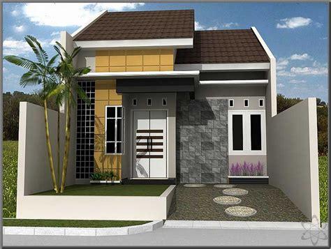 gambar desain rumah minimalis modern kumpulan model