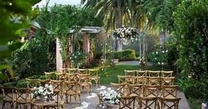 San Diego Wedding Reception Venues Rancho Valencia