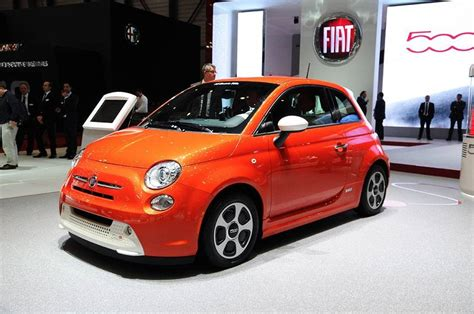 Fiat 500 Electric Car by Fiat 500e Ev Sold Out In California For Rest Of 2013