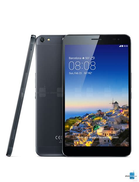 huawei 7 inch phone the sized chart meet the largest smartphones on the
