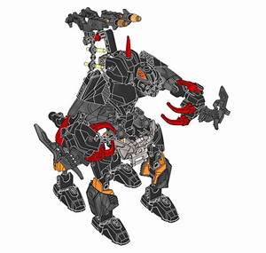 Bulk And Core Hunter Combiner Model Brickipedia Fandom