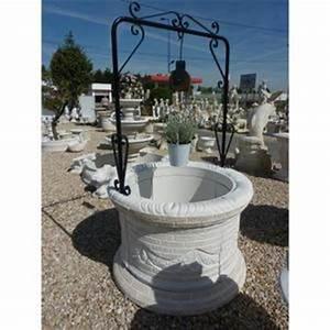 puit de decoration achat vente pas cher With moulin a vent decoration jardin 13 puit decoratif pour jardin achat vente statue