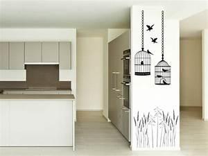 Küche Deko Wand : wandtattoo f r die k che ideen f r kreative k chen ~ Yasmunasinghe.com Haus und Dekorationen