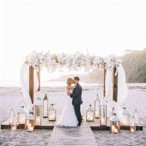 ultimate beach wedding
