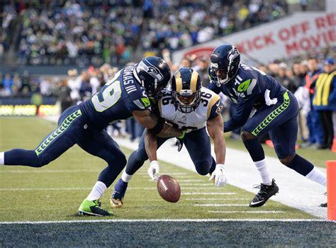 photo gallery seahawks  rams    game