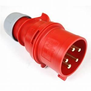 Cee Steckdose 32a : cee stecker kupplung 5 polig starkstrom steckdose 16a oder 32a 400v ip44 6h ebay ~ Watch28wear.com Haus und Dekorationen