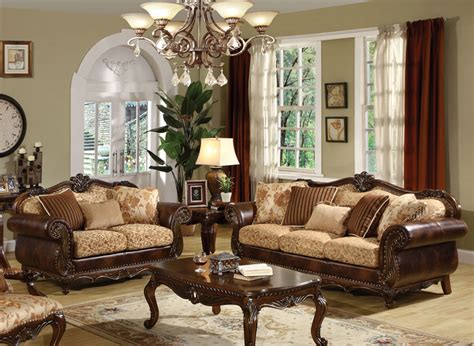 dallas kitchen cabinets remington bonded leather fabric sofa set furniture 4 3079