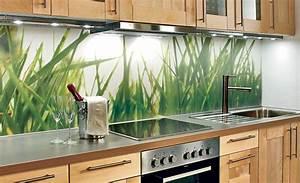 Küchenrückwand Selber Machen : k chenspiegel mit fototapete k che renovieren ~ Markanthonyermac.com Haus und Dekorationen