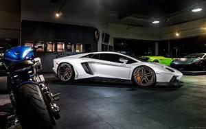 Lamborghini And Bike, HD Cars, 4k Wallpapers, Images ...