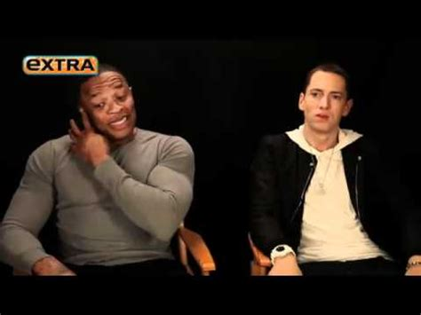 Eminem & Dr Dre Interview (new)  Talk About I Need A