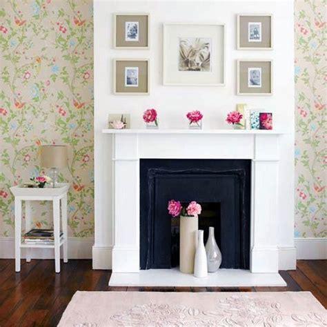 diy fireplace ideas thar  chic