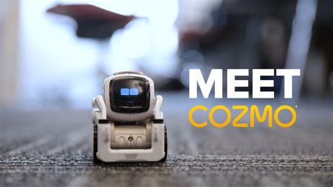 meet cozmo  ai robot  emotions video cnet