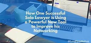 How One Successful Solo Lawyer is Using a Powerful New ...