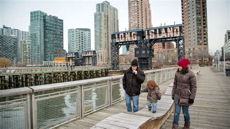 Long Island City Fastgrowing, With Great Views  The New