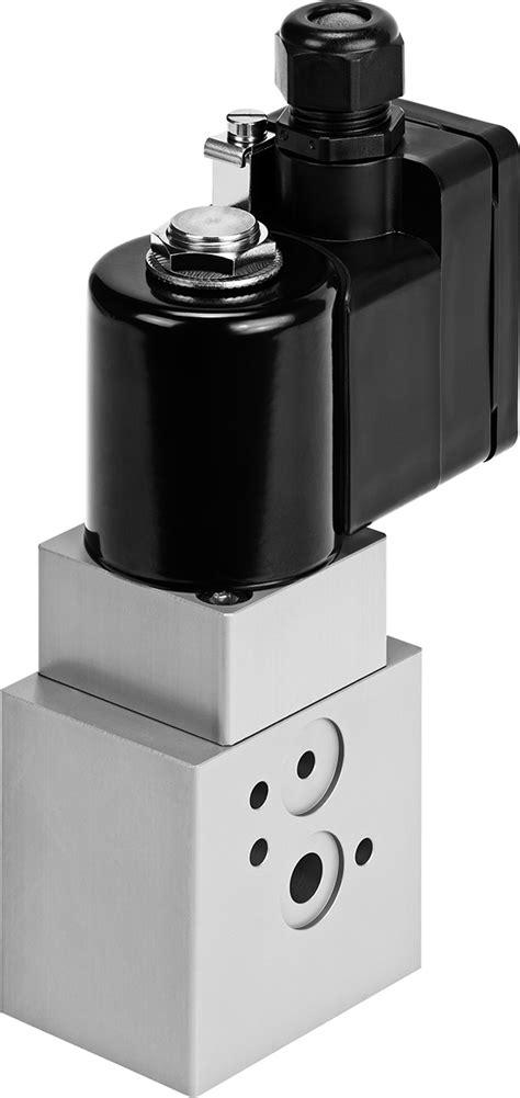 Festo introduces VOFC/VOFD family of solenoid valves at