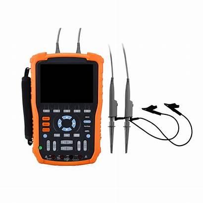 Oscilloscope Digital Data Rate Sample Storage Handheld