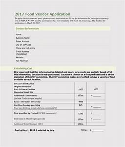 Letter Reference Sample 9 Printable Blank Vendor Registration Form Templates For