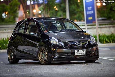 Gambar Mobil Honda Brio by 30 Gambar Modifikasi Mobil Honda Brio Keren Terbaru