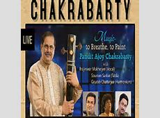 Hindustani Vocal Classical by Pandit Ajoy Chakrabarty in
