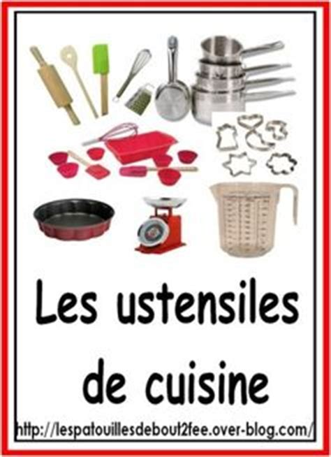 lexique ustensiles de cuisine langage on animaux cuisine and atelier