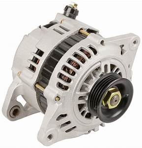 2002 Kia Rio Alternator 1 5l Engine